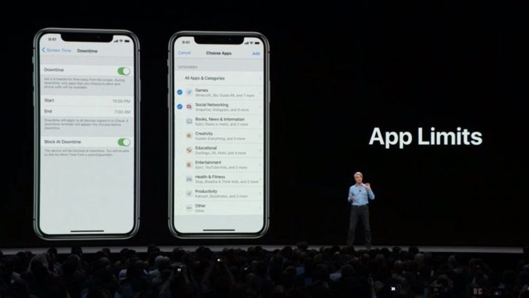 iOS12 Total manage